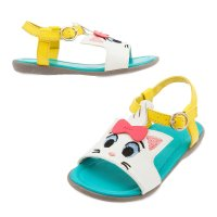 Marie Buckle Sandals for Girls - Disney Furrytale Friends