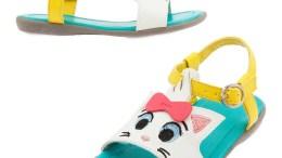 Marie Buckle Sandals for Girls - Disney Furrytale Friends