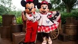 Mickey's Backyard BBQ disney world