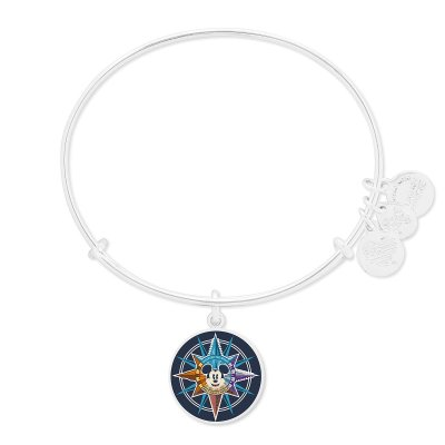 Mickey Mouse Compass Walt Disney World Alex and Ani Bangle