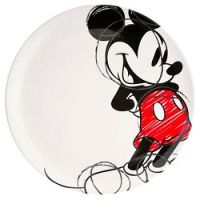 Mickey Mouse Dinner Plate | Disney Housewares