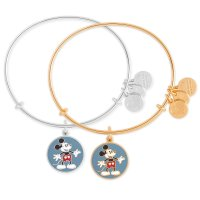 Mickey Mouse Heart Shorts Alex and Ani Bangle