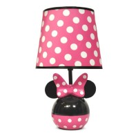 Minnie Mouse Table Lamp