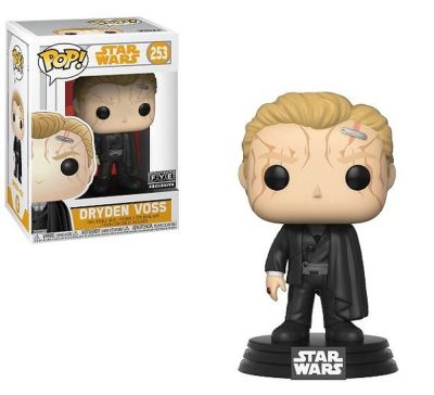 Solo: A Star Wars Story Dryden Vos Funko Pop! Figure