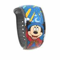 Sorcerer Mickey Mouse Fantasia MagicBand 2