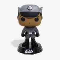 Star Wars: The Last Jedi Finn in Imperial Disguise Vinyl Bobble-Head Funko Pop!