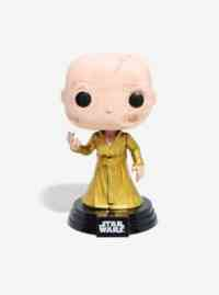 Star Wars: The Last Jedi Supreme Leader Snoke Vinyl Bobble-Head Funko Pop!
