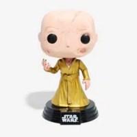 Star Wars: The Last Jedi Supreme Leader Snoke Vinyl Bobble-Head Funko Pop!