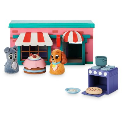 Tony's Restaurant Deluxe Playset – Disney Furrytale Friends