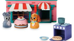 Tony's Restaurant Deluxe Playset - Disney Furrytale Friends