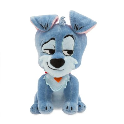 Tramp Plush – Disney's Furrytale Friends – Small