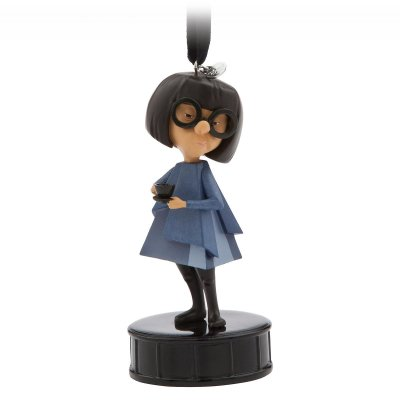 Edna Mode Christmas Ornament | Incredibles 2