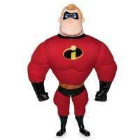 Mr. Incredible Plush Doll | Incredibles 2 Toys