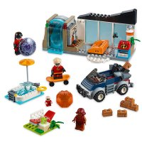 The Great Home Escape Playset – Incredibles 2 LEGO