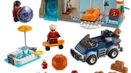 The Great Home Escape Playset - Incredibles 2 LEGO