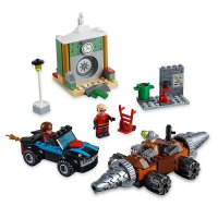 Underminer Bank Heist Playset – Incredibles 2 LEGO