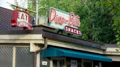 Dino-Bite Snacks (Disney World)