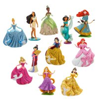 Disney Princess Action Figure Play Set - ''Happily Ever After''