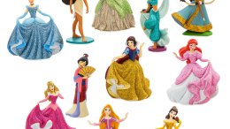 Disney Princess Action Figure Play Set