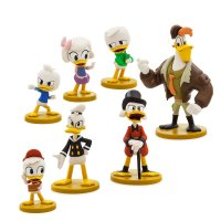 DuckTales Action Figure Play Set (7 Piece)