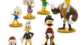 DuckTales Action Figure Play Set