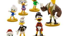 DuckTales Action Figure Play Set