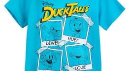 DuckTales Kids T-Shirt