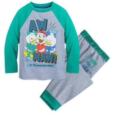 DuckTales PJs for Boys   Disney Kids Clothing