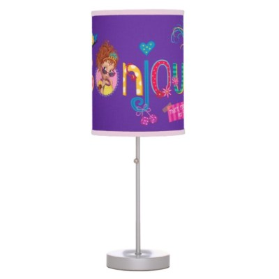 Fancy Nancy Desk Lamp | That's French for Hello