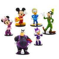 Mickey and the Roadster Racers Action Figure Toy Playset