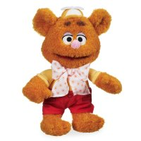 Muppet Babies Fozzie Plush Stuffed Animal