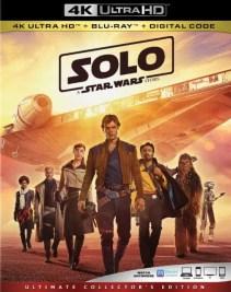 solo a star wars story dvd blu-ray