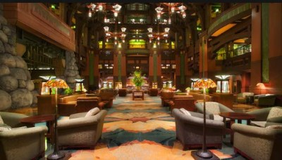 Disney's Grand Californian Hotel & Spa