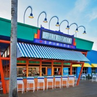 Silver Screen SpiritsPool Bar (Disney World)