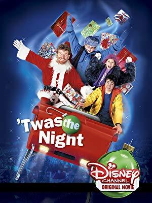 twas the night disney channel original movie - Disney Channel Christmas