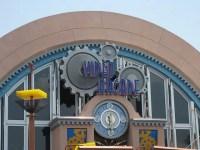 Tomorrowland Light & Power Co Arcade - Extinct Disney World