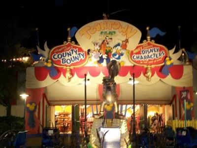 Cornelius Coot's County Bounty – Extinct Disney World