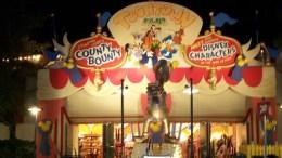 Cornelius Coot's County Bounty - Extinct Disney World