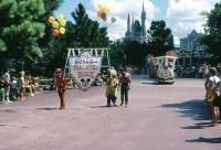 Mickey Mouse Character Parade– Extinct Disney World