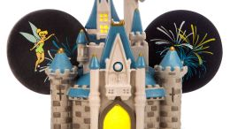 Cinderella Castle Ear Hat Ornament - Walt Disney World