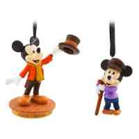Mickey Mouse Mickey's Christmas Carol Ornament Set