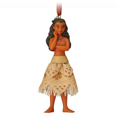 Moana Sketchbook Christmas Ornament