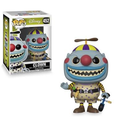 Clown Funko Pop Figure