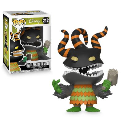 Harlequin Demon Funko Pop Figure