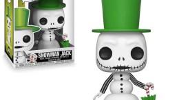 Snowman Jack Skellington Funko Pop Figure
