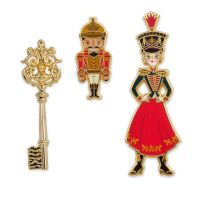 The Nutcracker and the Four Realms Limited Edition Pin Set