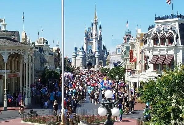 Disney World History