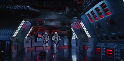 Star Wars: Rise of the Resistance (Disney World Ride)