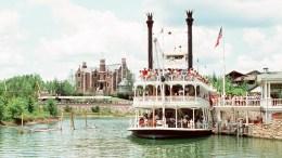 Admiral Joe Fowler Riverboat disney world