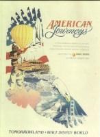 American Journeys– Extinct Disney World Attraction
